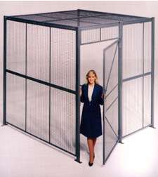 Wire Partitions and Wire Panels