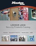 MasterLock Locker Catalog