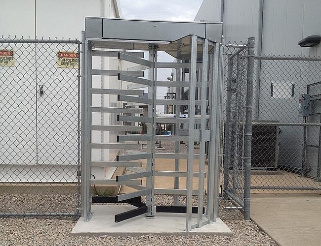 security-entrance