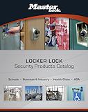 MasterLock Locker Catalog